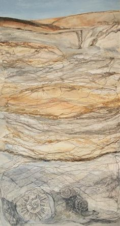 Layers of time....rock strata