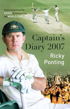 Buy Ricky Ponting's Captain's Diary 2007 by Ricky Ponting and Read this Book on Kobo's Free Apps. Discover Kobo's Vast Collection of Ebooks and Audiobooks Today - Over 4 Million Titles! Ricky Ponting, S Diary, Adam Gilchrist, Good Books, Audiobooks, Ebooks, This Book, Digital, Reading