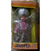 Raro016 - Boneca Maria Antiga Estrela Na Caixa