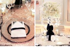 Our Muse - Chic Wedding in Virginia: Carly & Jordan, Part 2 - Be inspired by Carly & Jordan's chic wedding at Salamander Resort & Spa - #weddingdress #bridesmaids #chic #sophisticated #cecinewyork #salamanderresortandspa #middleburg #virginia