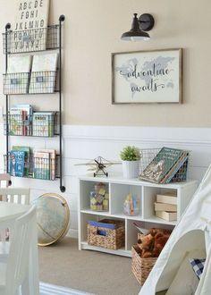 modern farmhouse nursery ideas