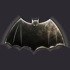 Classic Batman Emblem (RIP Adam West)