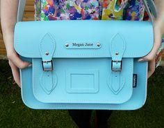 A new summer dress and a pretty pastel satchel ~ Seek My Scribbles