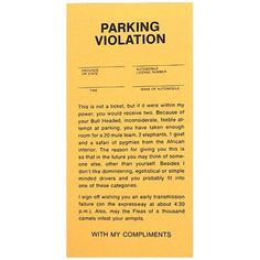Fake Parking Tickets - Pad of 25 in Gag Toys & Practical Jokes. April Fools Pranks For Adults, April Fools Day, Gag Gifts, Funny Gifts, Prank Toys, Fun Pranks, Prank Ideas, Senior Pranks, Parking Tickets