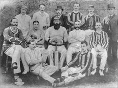 Clifton RFC History James Arthur Bush