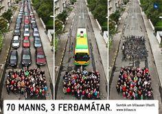 Почему автобусы важнее машин, почему почти все важнее машин - блог о транспорте и жизни