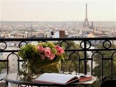 Terrass hotel, Montmartre, paris - my hotel for the weekend