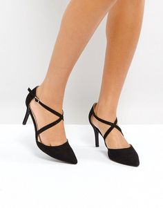 e57a80d317 ASOS | Online shopping for the Latest Clothes & Fashion. Pointed HeelsBlack  High ...