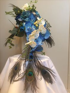 Hanukkah, Bouquets, Wreaths, Beautiful, Design, Home Decor, Homemade Home Decor, Bouquet, Door Wreaths