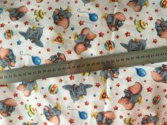 100%Cotton Plain Dumbo Fabric
