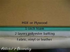 DIY Easy Padded Floating Headboard Tutorial with Foam Plywood Fabric Foa g .DIY Easy Padded Floating Headboard Tutorial with Foam Plywood Fabric Foa ga . Padded Headboards, Headboards For Beds, Headboard Ideas, Diy Craft Projects, Home Projects, Craft Ideas, Floating Headboard, Garden Route, Hearth And Home
