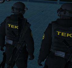 Terrorelhárítási Központ - TEK