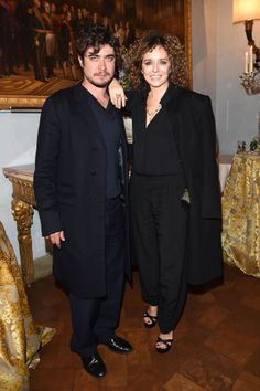 Bulgari Steps Things Up For Its 130th Anniversary - Valeria Golino and Riccardo Scamarcio