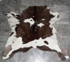 Calf Hide Rug Small 28 x 28  5.50 Sq Feet by ShayanDecors on Etsy, $60.00