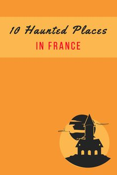 Learn about 10 spooky places in France + a mini quiz. Learn more here https://www.talkinfrench.com/top-10-haunted-places-in-france/ Don't hesitate to share.