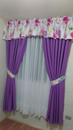 55 Curtains Decor That Will Inspire You This Winter curtains cortinas ? Unique Curtains, Shabby Chic Curtains, Home Curtains, Home Decor Trends, Home Decor Styles, Cheap Home Decor, Winter Curtains, Bed Cover Design, Rideaux Design