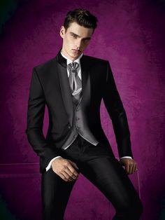 too-gay-studs-in-suits