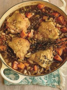 Food Allergy Mums' chicken casserole | Jamie Oliver