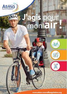 Le dépliant / affiche sensibilise aux bons gestes pour lutter contre la pollution au quotidien et en cas de pic de pollution.