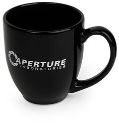 Aperture science...we do what we must because we can. :)