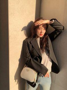Media added by IRENE ( with caption: 🍋😉🍏 - Seulgi, Neo Soul, South Korean Girls, Korean Girl Groups, Irene Red Velvet, Park Sooyoung, Kim Yerim, How To Pose, Korean Singer