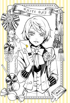 "Anime ""Black Butler"" official (@ kuroshitsuji2) 