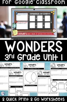 The perfect complement to the McGraw Hill Wonders 3rd grade series! This digital Reading Strategies, Reading Skills, Teaching Reading, Learning, Mcgraw Hill Wonders, 3rd Grade Reading, Third Grade, Reading Wonders, Text Evidence