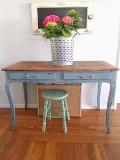 D.D.'s Cottage and Design: Furniture: Before and After