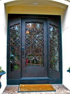 Ordinaire Clark Hall Iron Doors Are Sold At McDaniel Window And Door In Florence, AL  Www