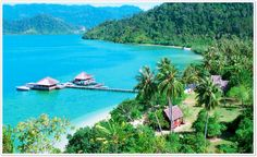 cubadak Paradiso Village Beach Resort, Padang, West Sumatera
