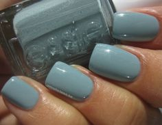 Essie Mind Your Mittens, from the Winter 2013 Collection (available in October 2013)