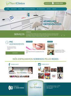 PHP - OctoberCMS - Laravel - Criação de tema e plugin para uma clinica dentária