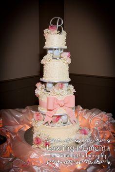 Professional photo of my Golf Wedding Cake