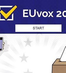 EUvox 2014: el test para saber a qué partido votar en las elecciones europeas