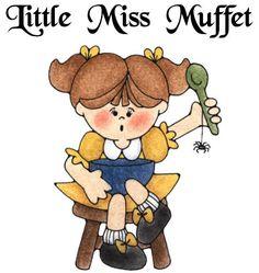 Virtual Vine - Little Miss Muffet Nursery rhyme activities Nursery Rhymes Preschool, Nursery Rhyme Theme, Toddler Preschool, Preschool Crafts, Rhymes Songs, Kids Songs, Kids Music, Nursery Rymes, Fairy Tale Crafts