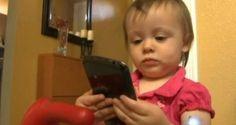 Uma criança com pouco menos de dois anos deu um grande susto em sua família ao conseguir ao comprar ...