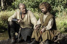 "Jorah Mormont & Tyrion Lannister | Game of Thrones, 5x06, ""Unbowed, Unbent, Unbroken"""
