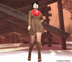Knee Boots, Sims, Platform, Fashion, Moda, Fashion Styles, Mantle, Knee Boot, Heel
