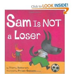 sportsmanship book preschool