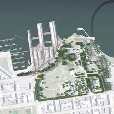 West 8 Urban Design & Landscape Architecture / projects / Fort Mason Center