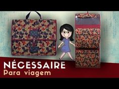 Travel Organization, Patchwork Bags, Diy Videos, Handmade Bags, Pattern Making, Cosmetic Bag, Patches, Shoulder Bag, Sewing