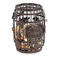 image of Cork Cage Barrel