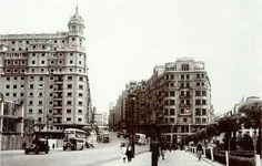 Pza España 1945-50
