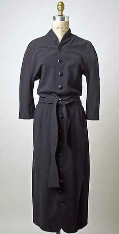 Afternoon dress Robert Piguet 1949