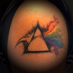 Pink Floyd Prism by sandyslegacy.deviantart.com on @DeviantArt