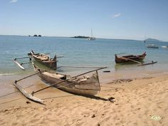 Nosy Be Madagascar, Outrigger Canoe, Sailing Ships, Boats, Africa, Ocean, Indian, Exotic, Vacation