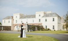 Pentillie Castle Wedding | Secret Wedding Blog