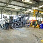 Atelier de réparation matériels chez Locarmor