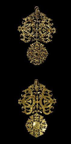 Breast Ornament Spain, Portugal Seventeenth Century