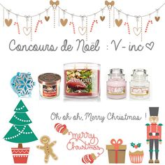 Star in the grass: Concours de Noël # 10| V-inc ... ♥
